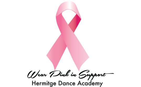 This week....wear Pink and Support Breast Cancer Awareness.